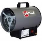 Тепловая пушка газовая ERGUS QE-10G 10кВт, 220В, режим вентилятора
