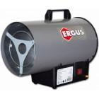 Тепловая пушка газовая ERGUS QE-15G 15кВт, 220В, режим вентилятора