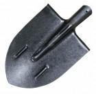 Лопата штыковая СТ-5 рельсовая сталь, без черенка 0801012
