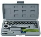 Набор слесарно-монтажного инструмента FIT 1/4'мм, 17шт. 65017
