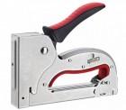 Степлер для узких скоб FIT тип 53 4-14мм, металлический корпус, прорезиненный рычаг 32123