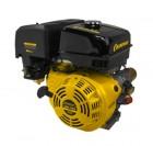 Двигатель горизонтальный вал CHAMPION G 390-1 HKE 13,0л.с., 389см3, шпонка Ф25,4мм, эл. старт-панель