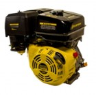 Двигатель горизонтальный вал CHAMPION G 390 HK 13 л.с., 389см3, шпонка Ф 25,4 мм