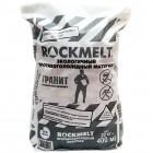 Реагент антигололедный Rockmelt -крошка гранитная 20 кг (мешок)
