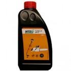 Масло моторное для 2-х тактных двигателей MTD 1л с дозатором API-TC 6012-X1-0039