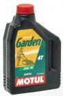 Масло специальное для 4-х тактных двигателей MOTUL Garden 4 T SAE 30 12*1л 100052 102787