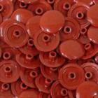 Заглушки для шурупов FIT вишня, 30шт. 31734-2