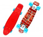 Скейтборд TECH TEAM TT 55*47 мм PU, пластик, ABEC-7 MELBOURNE 0296