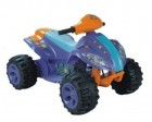 Квадроцикл на аккумуляторе TOYS 80*58*52 см, 6 V/7 Ah, фиолетовый B 03 V