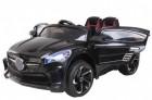 Машина на аккумуляторе TOYS 117*78*55 см,на р/у,MP3,свет.ф.,с кнопки,отк. дв.+багаж.,черный DK-F007B