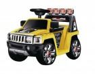 Машина на аккумуляторе TOYS 76*45*43 см, свет./зв. эфф., желтый EC-W003Y