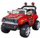 Машина на аккумуляторе TOYS 116*60*44 см, 3 км/ч, 6 V/7 Ah, 35 W, красный TR1202R