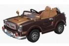 Машина на аккумуляторе TOYS 133*76*56 см, 3 км/ч, 6 V/7 Ah, 35 W, коричневый TR 1303 CO