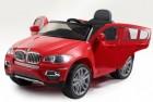 Машина на аккумуляторе TOYS 106*70*55 см, 6 V/4,5 Ah, 2 мотора, красный TR 1503 BR