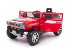 Машина на аккумуляторе TOYS 109*60*40 см, на пульте упр., красный OM2016R