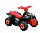 Квадроцикл на аккумуляторе TOYS 68*40*46 см, 6 V/4,5 Ah, черный TR1103BK