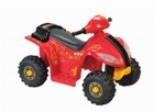 Квадроцикл на аккумуляторе TOYS 63*44*42 см, 6 V/4,5 Ah, красный B 05 RB (19)