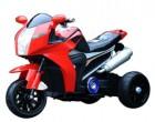 Мотоцикл на аккумуляторе TOYS 33*49*87см, красный KL6288R