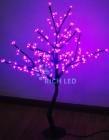 Дерево светодиодное RL Сакура 110, LED 200л., розовое, 1,1*0,75м, 24В, IP65, RL-TRC-24-110*75-200-P