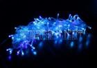 Электрогирлянда (нить) WN LED 100л., синий, 7м, прозрачный провод IP 20 B.01.5T.100