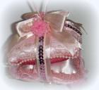 Подарок 10см, розовый Y2P009