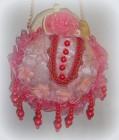Сумочка 11,5см, розовый Y2P004