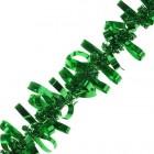 Мишура Бантики М2506 зеленый d-45 (40)