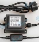 Трансформатор RL 2204/24 B, шнур подключения 1,5 м, IP 65 RL-220AC/DC24-60W-B