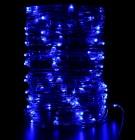 Электрогирлянда (роса-12В) IP67 Laitcom LED 100 синий, 10 м, пр. пр., трансф. (08-003)Rosa 100-10-B