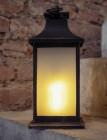Светодиодный фонарь с LED-свечой Laitcom эффект пламени огня, желтый, 3AAA (24-073)B2708
