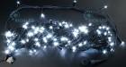 Гирлянда (нить-ПВХ) IP54 RL LED 200л, белая, 20м, ч. пр.,до 5шт.(н.контрол. RL-Cn2-220) RL-T20C2-B/W