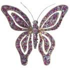 Бабочка 14см, 2в. Е 93193