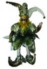Кукла Клоун 23см, 4цв., мягкий Е 92296