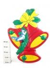 Панно Колокола с птицей Е 91535