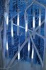 Сосульки WN LED белый, 30см*7шт., стыкуется 09.T.30+