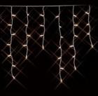 Бахрома ST LED144л,тепл. белый,4,05*(0,7*0,5*0,3)м,с кон.,с.до10шт.IP44  FBIP44WLEDB0144-5EP-WW