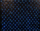 Сетка улица RL LED 384л, синий, 2*3м, прозр. провод, соед. до 5шт., (необход. контрол.) RL-N2*3-T/B