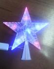 Макушка Звезда WN LED 6 л. мульти, 1 диод, 2 цвета Win3901010