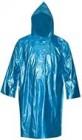 Плащ-дождевик FIT синий, полиэтилен 12155