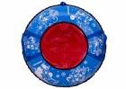 Тюбинг АВТ ТЕНТ Д=73 см, Frost синий, ПВХ/ПВХ, до 35 кг