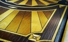 Нарды-шашки Старт Млечный путь, фишки 30 мм, 530х300х80 мм