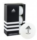 Мячи для настольного тенниса ADIDAS Training 1*, 40мм, 6шт., белый AGF-12720