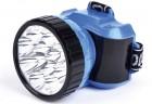 Фонарь SmartBuy налобный, аккумулятор, 12 Led, 2 режима, синий (SBF-26-B) 7292