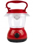 Фонарь SmartBuy светильник аккумуляторный, 220V, 12 Led, диммер, красный (SBF-30-R) 7323