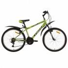 Велосипед FOXX 24' хардтейл, AZTEC, зеленый/черный, 6ск. 24 SHV. AZTEC.14 GN 8 (19-З)