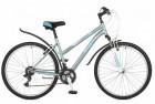 Велосипед STINGER 26' хардтейл, рама женская LATINA синий, 15' 26 SHV.LATINA.15 BL8