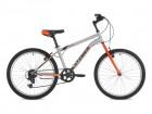 Велосипед 24' хардтейл STINGER DEFENDER серый, 6 ск., 12,5' 24SHV.DEFEND.12GR8