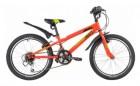 Велосипед 20' хардтейл NOVATRACK RACER красный, тормоз V-Brake, 12 ск. 20SH12V.RACER.RD20