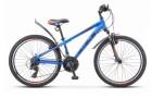 Велосипед 24' хардтейл STELS NAVIGATOR-400 V синий/красный, 18 ск., 12' F010 LU092748