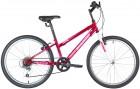 Велосипед 24' хардтейл, рама женская MIKADO VIDA JR розовый, 6 ск., 12' 24SHV.VIDAJR.12PK1